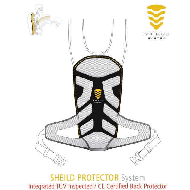 Deuter Shield System Bike