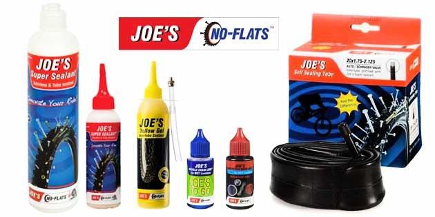 Смазки и герметики Joes No Flats