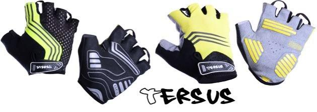 Велосипедные перчатки Tersus Alex Jim