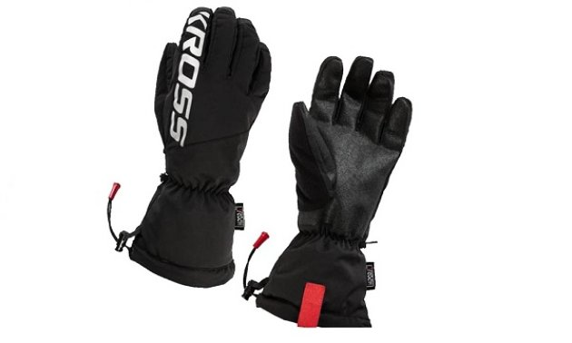 Winter bicycle gloves Kross 5F