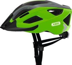Велосипедный шлем Abus ADURO 2.0 race green