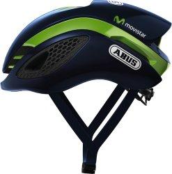 Велосипедный шлем Abus GAMECHANGER movistar team