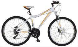 Велосипед Comanche ORINOCO COMP L 26 white-yellow
