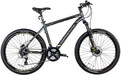 Велосипед Comanche TOMAHAWK COMP 26 grey