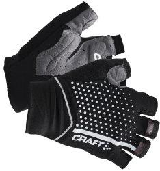 Велосипедные перчатки Craft GLOW GLOVE black