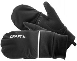 ������������ �������� Craft HYBRID WEATHER GLOVE black