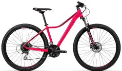 ��������� Cube ACCESS WLS PRO 27.5 pink-black