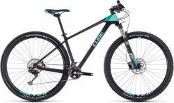 Велосипед Cube ACCESS WS C:62 PRO 29 carbon-mint