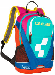Велосипедный рюкзак Cube RUCKSACK JUNIOR mint-pink