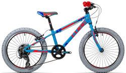 Велосипед Cube KID 200 blue-red