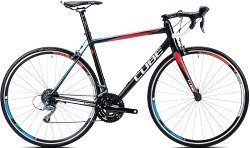 Велосипед Cube PELOTON black-red-blue