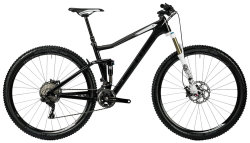 Велосипед Cube STEREO 120 HPC RACE 27,5 carbon-white
