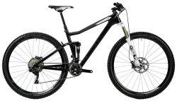 Велосипед Cube STEREO 120 HPC RACE 27,5 carbon-white