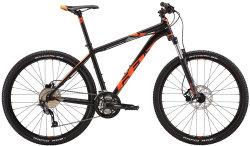Велосипед Felt 7 SEVENTY 27.5 matte black