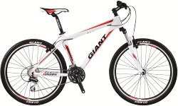 Велосипед Giant RINCON 26 white-red