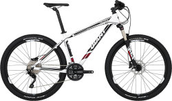 Велосипед Giant TALON 1 LTD 27.5 white-black-red