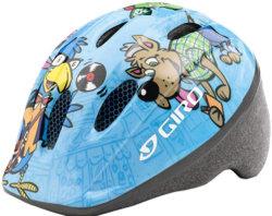 Велосипедный шлем Giro ME2 blue animals