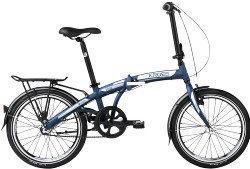 Велосипед Kross FLEX 3.0 blue