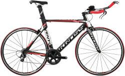 Велосипед Kross VENTO TR 2.0 black-red-mat