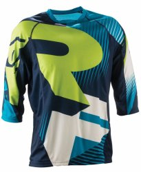 Веломайка Race Face AMBUSH JERSEY 3/4 cosmic