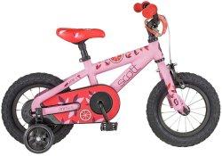 Велосипед Scott CONTESSA JR 12 pink