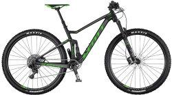 Велосипед Scott SPARK 945 black