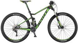 Велосипед Scott SPARK 960 black