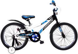Велосипед Comanche SHERIFF W16 black-blue-white