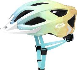 Велосипедный шлем Abus ADURO 2.0 blue art