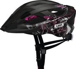 Велосипедный шлем Abus ADURO 2.0 maori blackberry