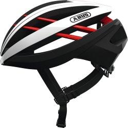 Велосипедный шлем Abus AVENTOR blaze red