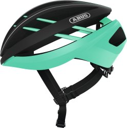 Велосипедный шлем Abus AVENTOR celeste green