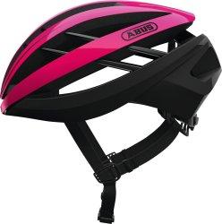 Велосипедный шлем Abus AVENTOR fuchsia pink