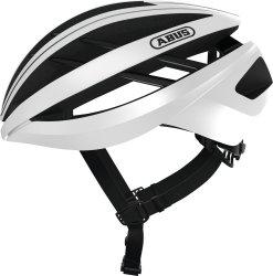 Велосипедный шлем Abus AVENTOR polar white