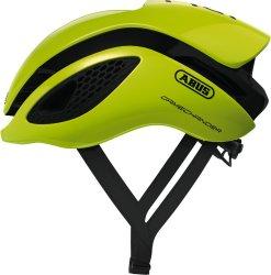 Велосипедный шлем Abus GAMECHANGER neon yellow
