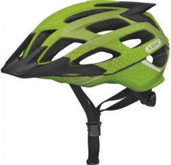 Велосипедный шлем Abus HILL BILL apple-green