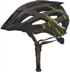 Велосипедный шлем Abus HILL BILL grasshopper