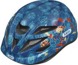 Велосипедный шлем Abus HUBBLE pirate