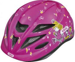 Велосипедный шлем Abus HUBBLE princess