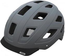 Велосипедный шлем Abus HYBAN concrete grey