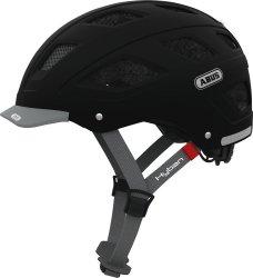 Велосипедный шлем Abus HYBAN CORE black