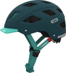 Велосипедный шлем Abus HYBAN CORE green