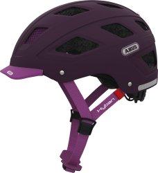 Велосипедный шлем Abus HYBAN CORE purple
