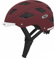Велосипедный шлем Abus HYBAN marsala red