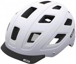 Велосипедный шлем Abus HYBAN polar matt