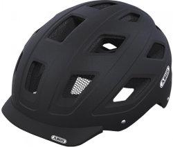 Велосипедный шлем Abus HYBAN velvet black