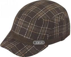 Велосипедный шлем Abus METRONAUT tweed brown