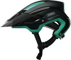 Велосипедный шлем Abus MONTRAILER ACE MIPS smaragd green