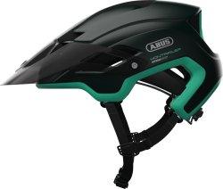 Велосипедный шлем Abus MONTRAILER smaragd green