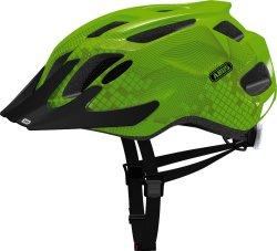 Велосипедный шлем Abus MOUNTX apple green